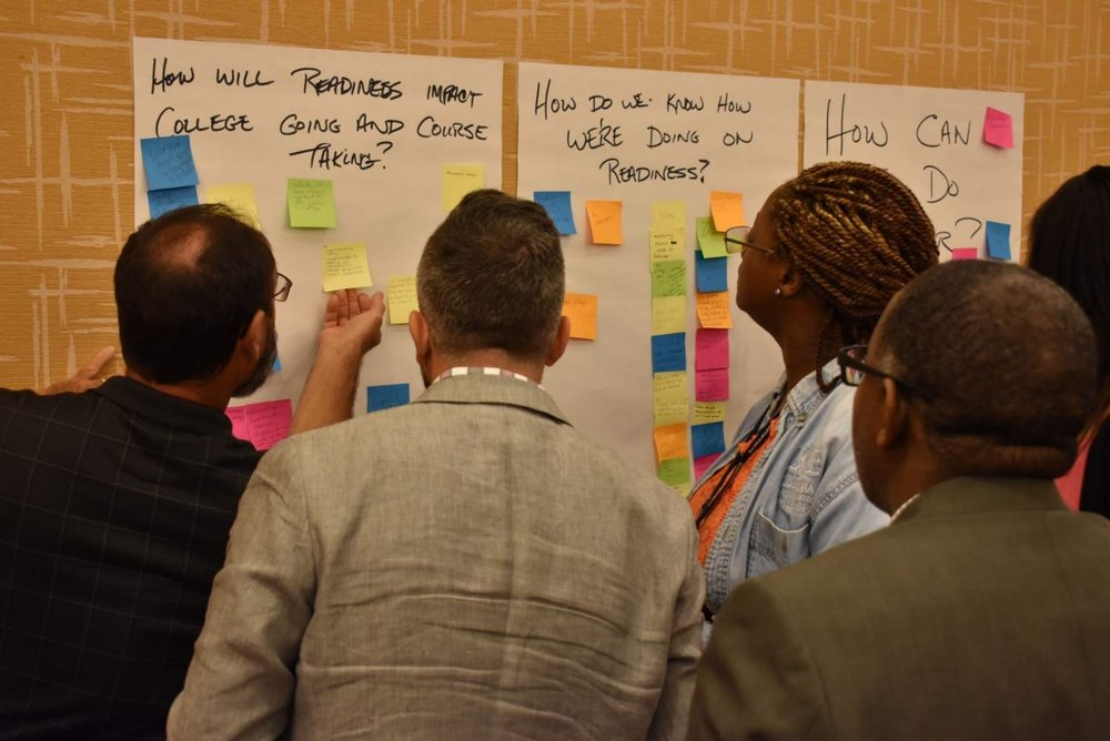 NCCEP/GEAR UP Capacity-Building Workshop - Intensive training organized around the themes ofEXCEL / PROVE / MOBILIZE.