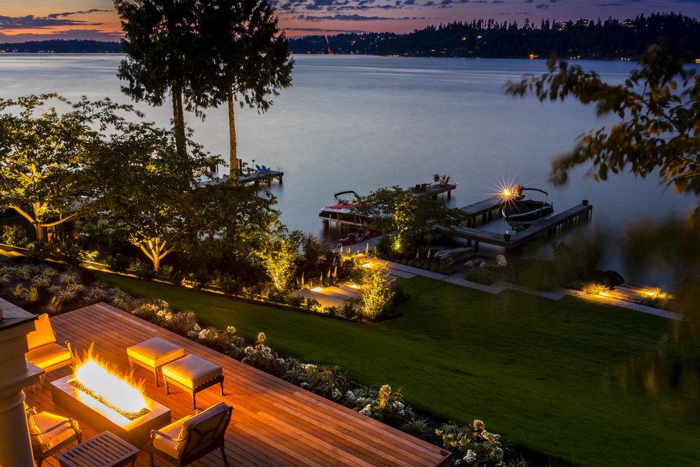 Mercer Island Lakefront