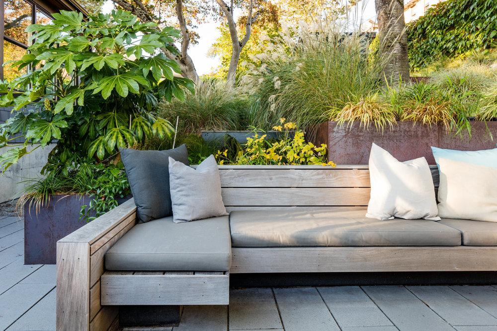 Modern Seattle Garden