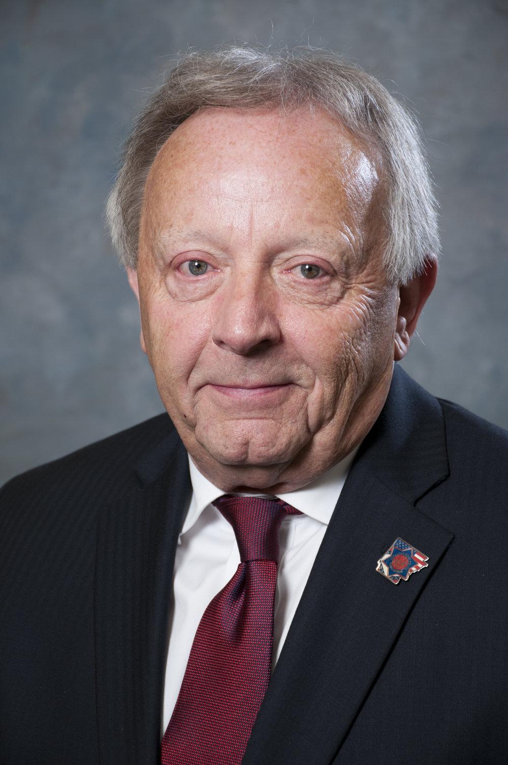 Frank Guinn,  Chairman