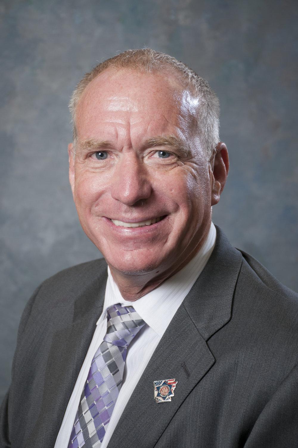 Joe Thielke,   Vice-Chairman ,  Conway