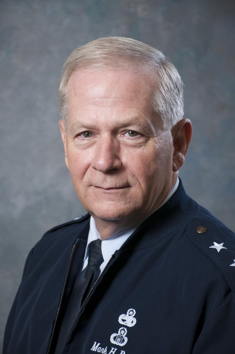 Maj. Gen. Mark Berry,   North Little Rock