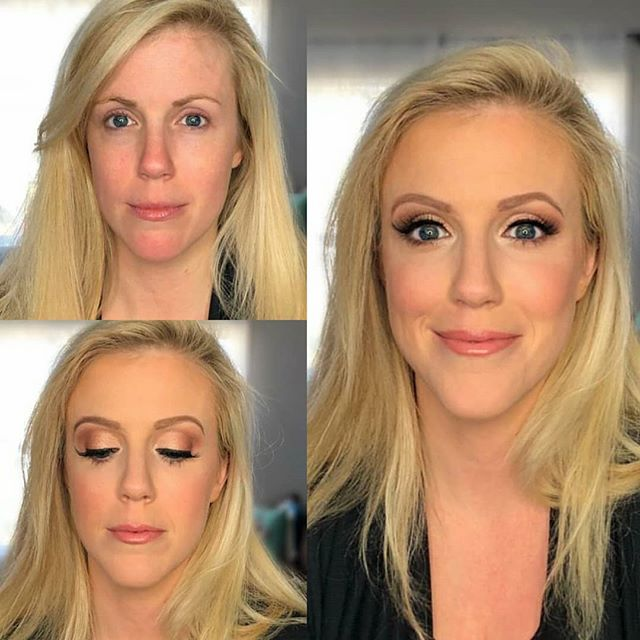 Nice fresh light gold holiday party look before&after. Makeup only. Traditional makeup only. #oregonmakeupartist #washingtonmua #washingtonmakeupartist #northwestmakeupartist #datenight #datenightmakeup #CAMAdoll #CAMAholiday