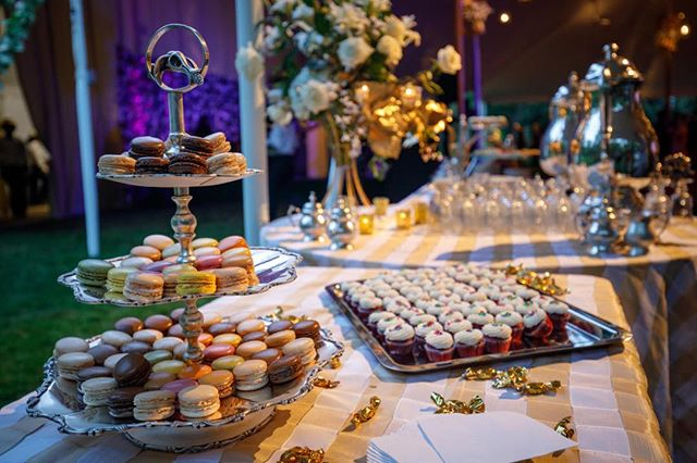 Dessert Time...! (Photo by John Gress Media Inc)