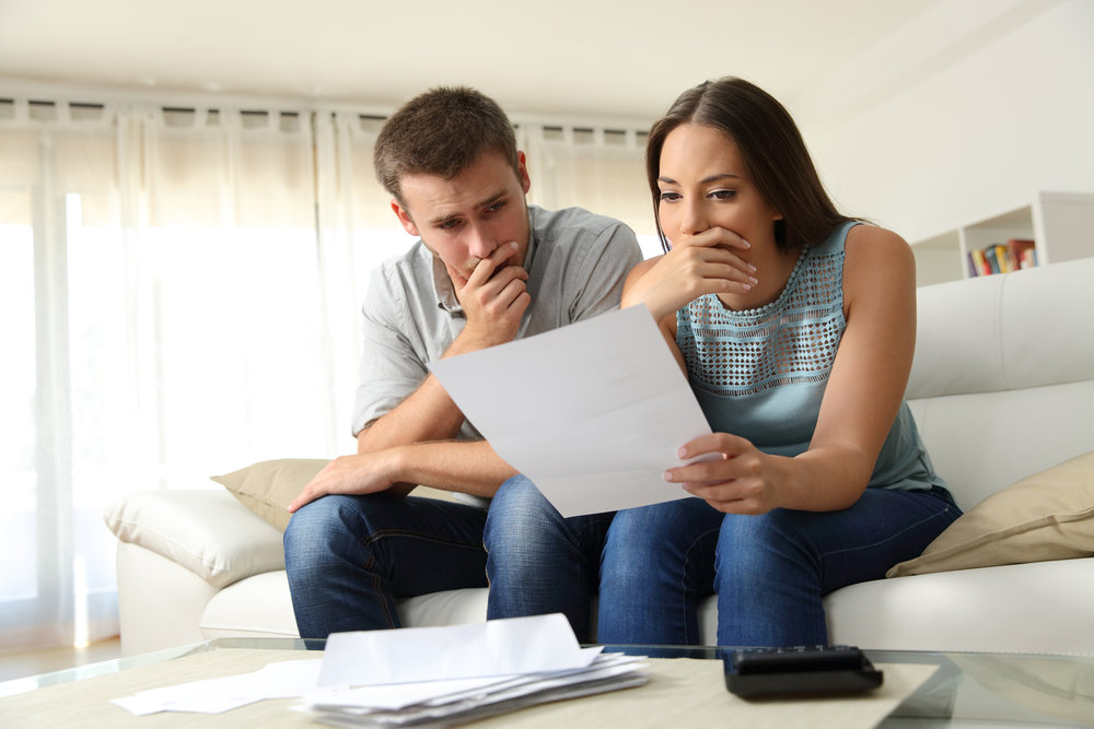 Behind on mortgage payments or facing foreclosure.