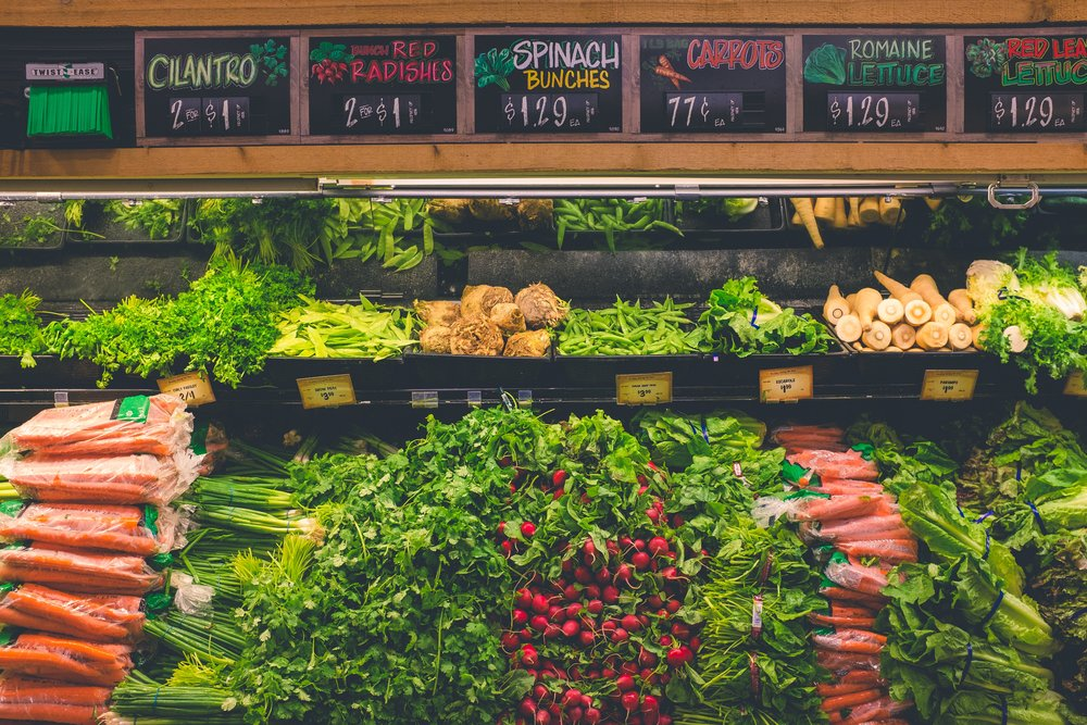 master the aisles - know what items will support your health
