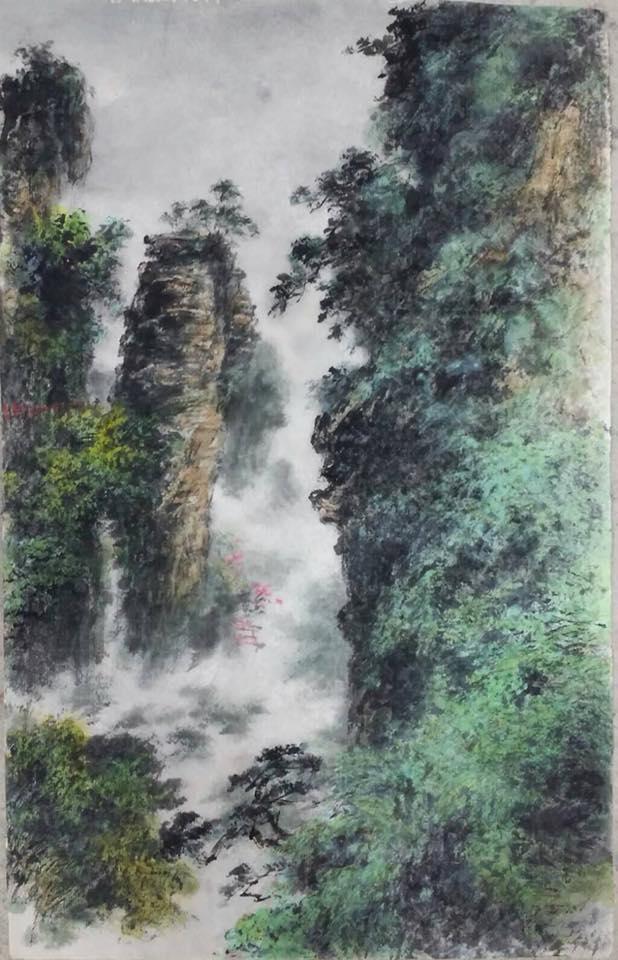畫作:林宏山