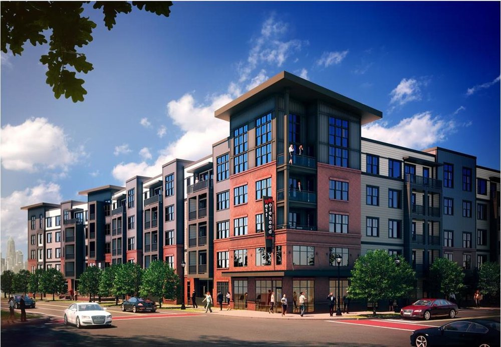 FEATURED DEVELOPMENT - ARLO1331 West Morehead StreetCharlotte, NC 28208300 Class A Multifamily Apartments