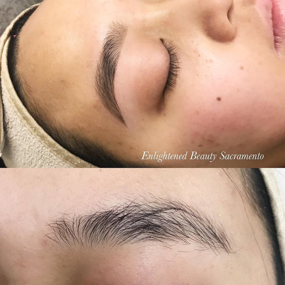 Face & body Waxing - A semi-permanent hair removal technique that removes unwanted hair from the root to reveal smooth flawless skin.