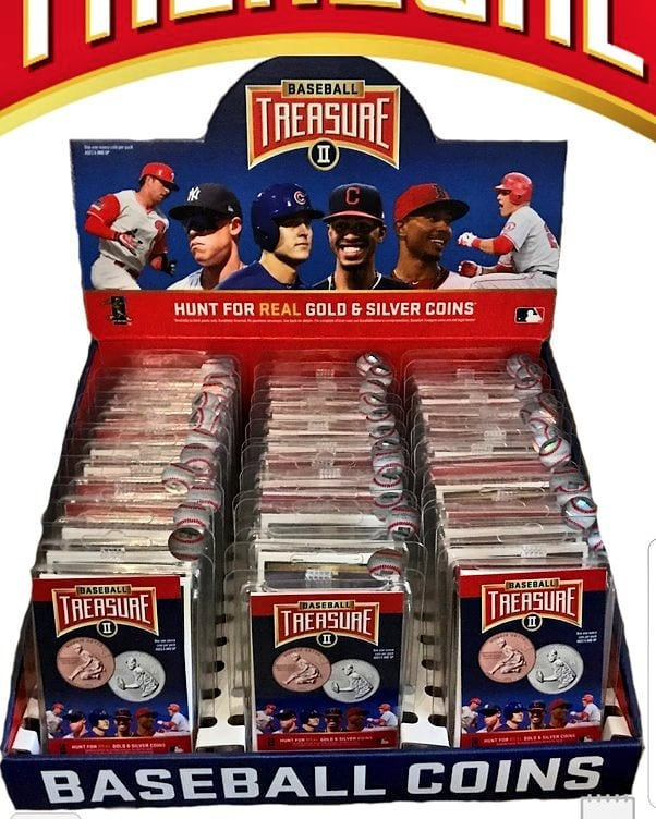 We grew up in retail. We bought our packs at toy stores, candy shops and card shops. We get it. #collect #thehobby #jointhehunt #mlb #mlbpa #baseball #coins #baseballcards #hitcoins