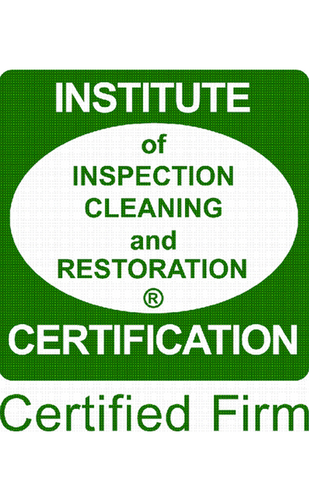 Institute of Inspection Cleaning and Restoration Certified Firm