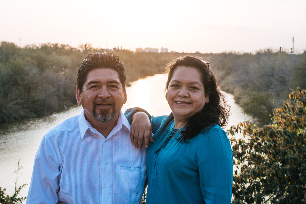 MINISTRY PARTNERS - Hugo & Eunice Moya