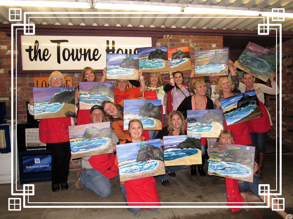 Towne House Cafe, Silverton