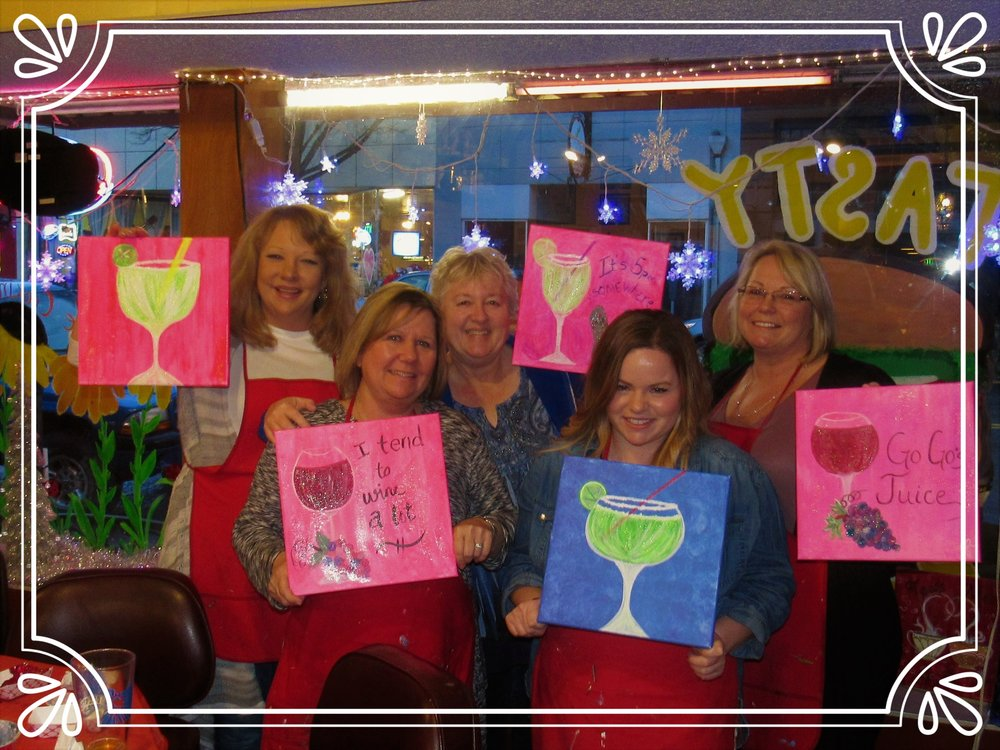 Girls Night Out - Towne House Cafe, Silverton