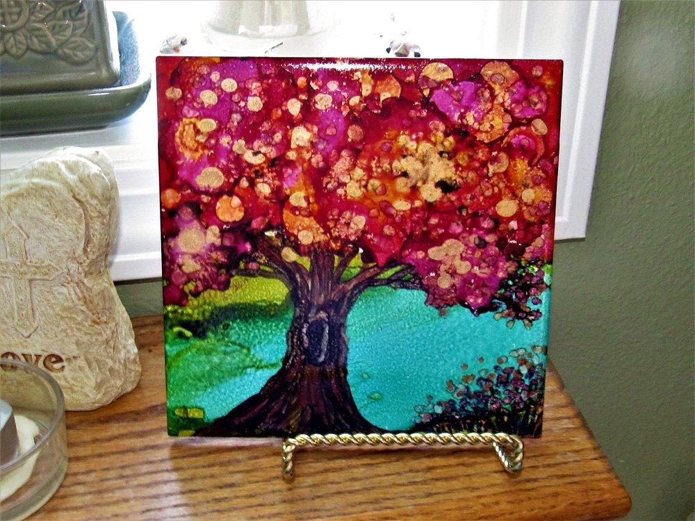 6x6 Cherry Tree $25
