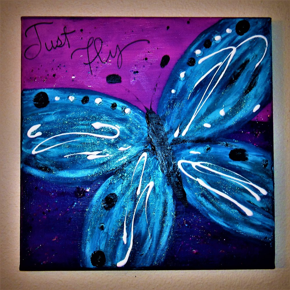 $35 Glitterflies-Just Fly