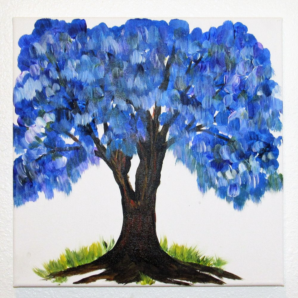 True Blue Tree $35