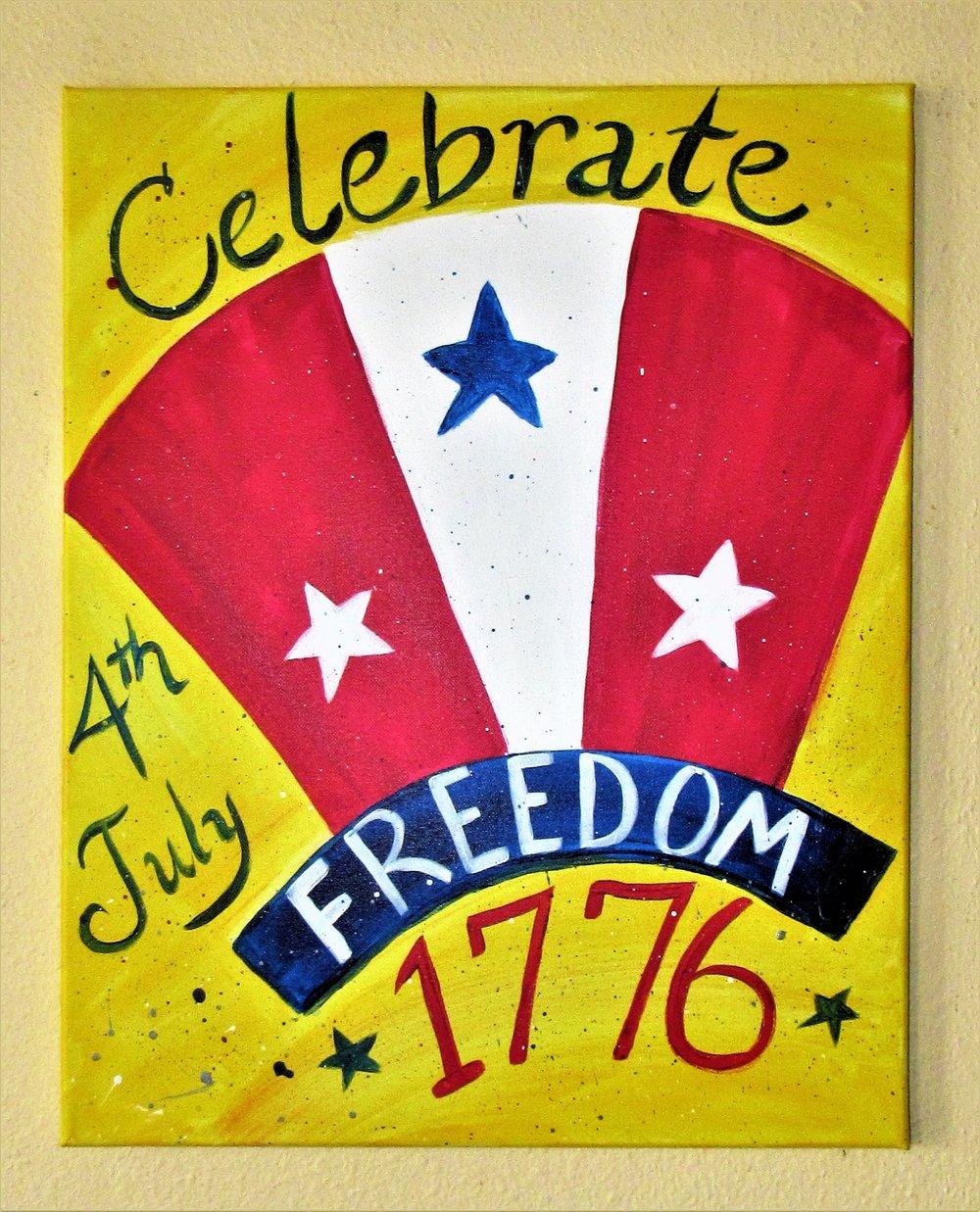 $35 Celebrate Freedom