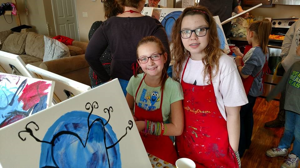 Kids 'n Canvas
