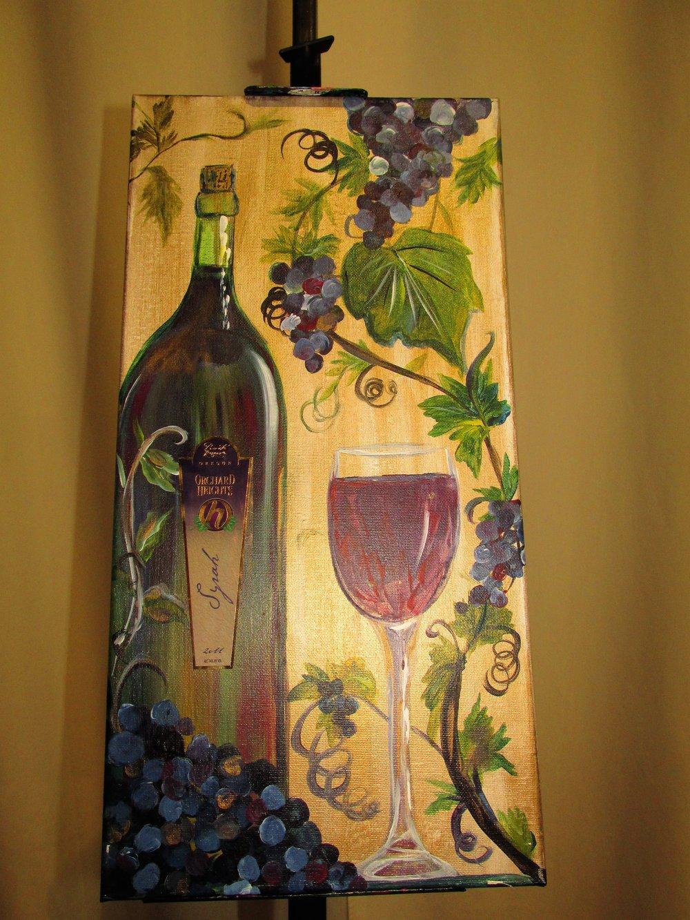 $35 Grapes D' Vine
