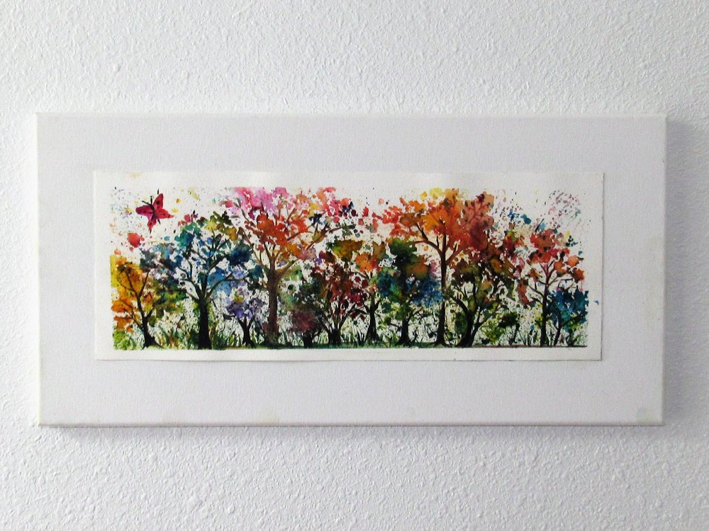 $35 Butterfly Grove 10x20