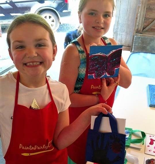$15 Kids n Canvas Tote Kits