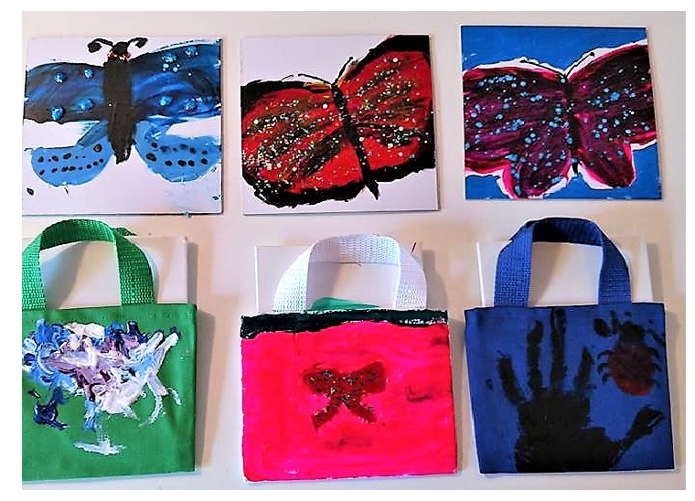 Tote Kits $15/3 Projects