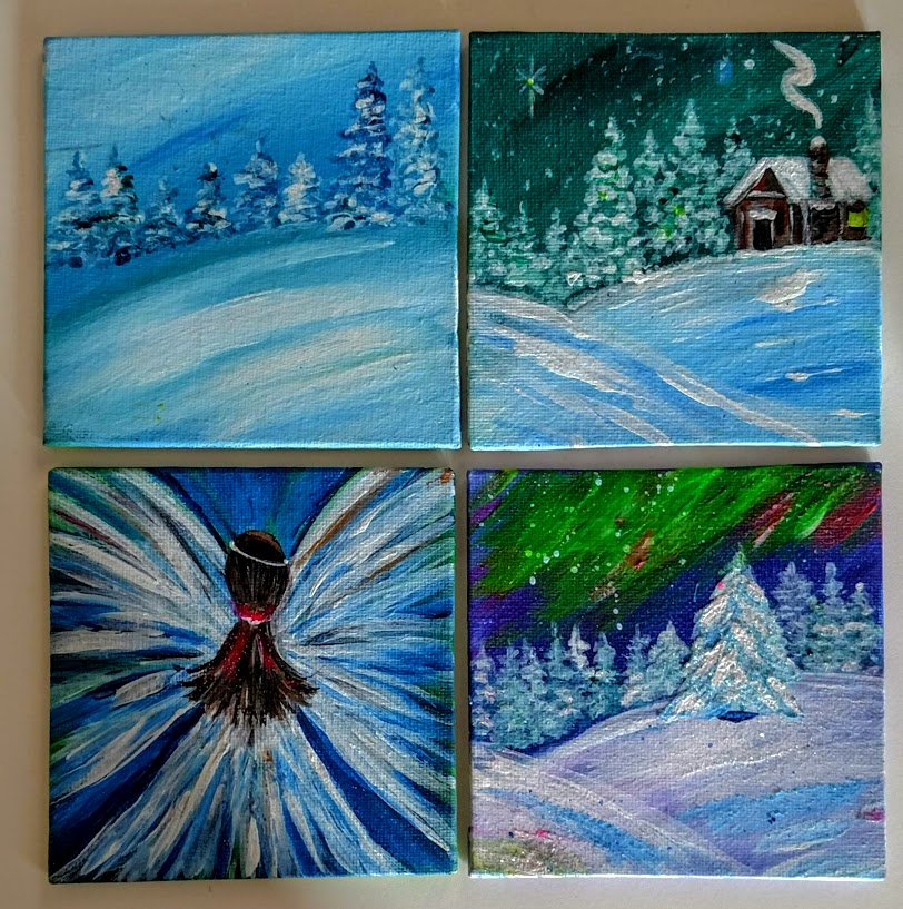 2/4X4 Winter Wonderland