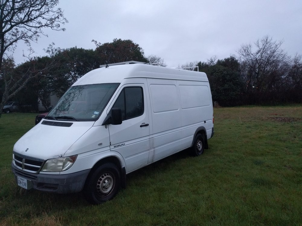SOLD 2005 Dodge Sprinter Is For Sale