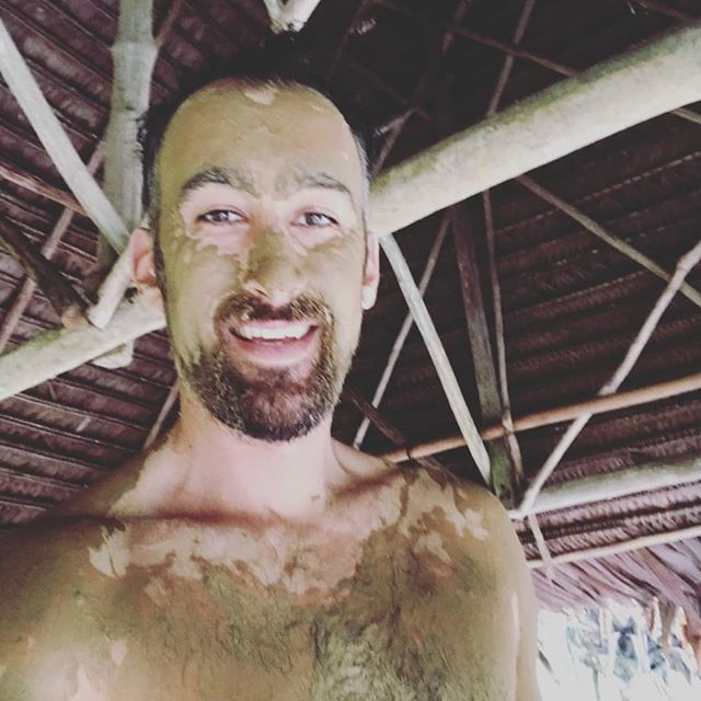 In April I went to iquitos, Peru and drank ayahuasca in the Amazon jungle at @blue_morpho_tours. We prepared the vine ourselves and cooked it. Then drank at the ceremony house with Don Alberto the Peruvian shaman each night. It was a transformative experience. Read the full write up at my blog listed in my profile