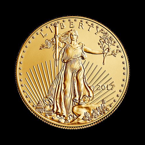 1 Ounce American Gold Eagle Coin