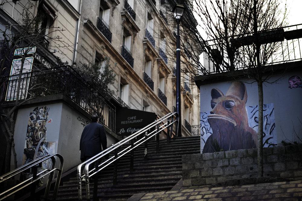 Co-réalisation : Clement Milochevich  Photo : Teddy Attia