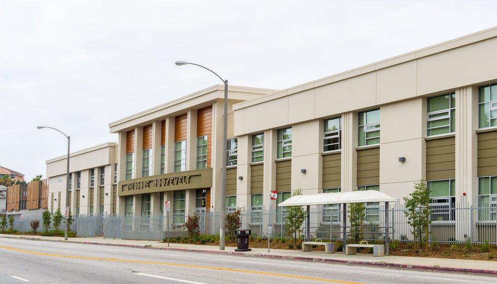 Long Beach Unified School District -