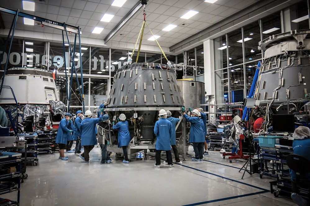 SpaceX  - Hawthorne, CA- Cleanroom Air quality control system