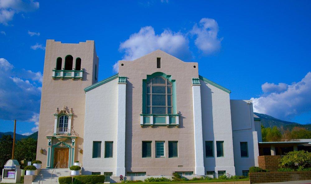 First Presbyterian Church of Monrovia -
