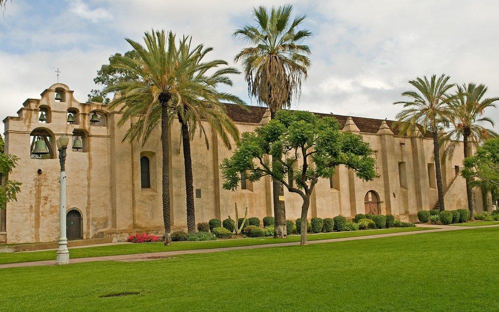 San Gabriel Mission -