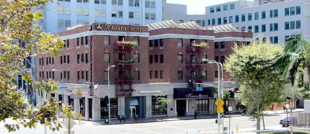 �Kawada Hotel �Los Angeles, CA -