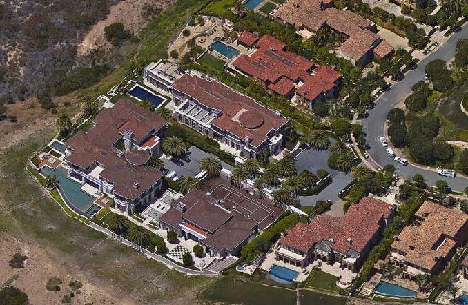 Tushar Patel Residence | Newport Coast, CA39,000 Sq. Ft -