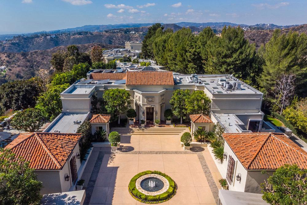Prince Saud of Saudi Residence |Beverly Hills, CA37,000 Sq. Ft. -