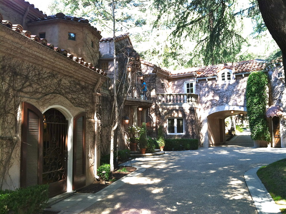 Cindy Costner Residence | La Canada, CA  12,400 Sq. Ft. -
