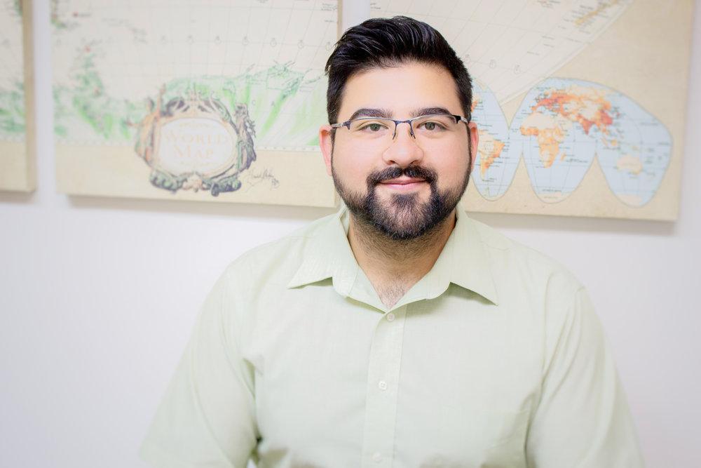 Shabin Minas- Consulting Draftsman