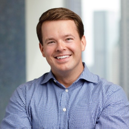 Ty Findley  , Senior Associate   Pritzker Group Venture Capital  / Series A & B