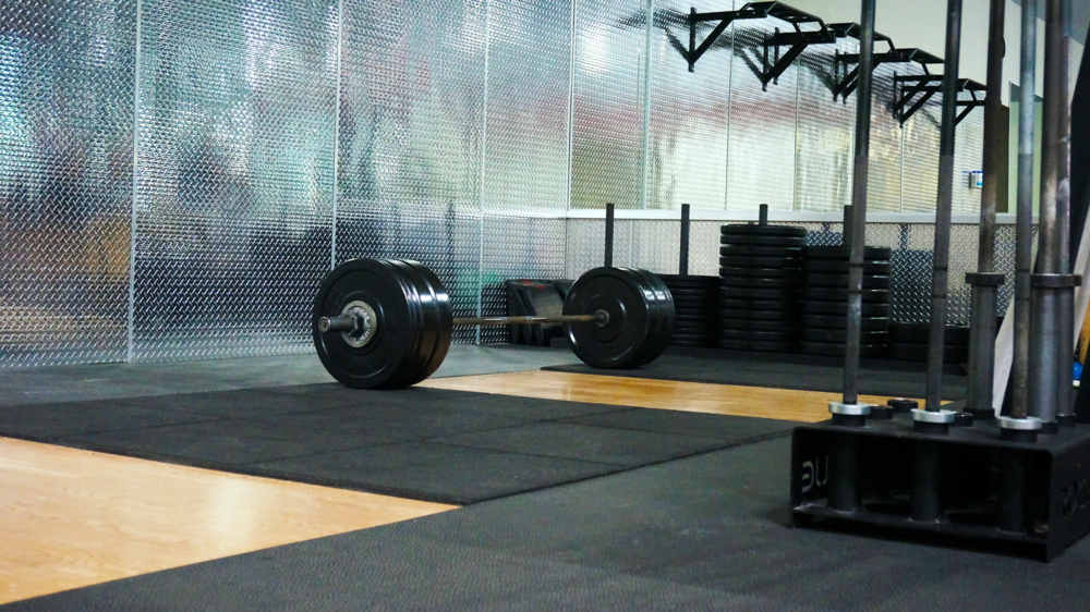 - olympic lifting