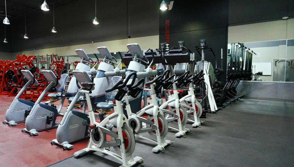 - cardio training
