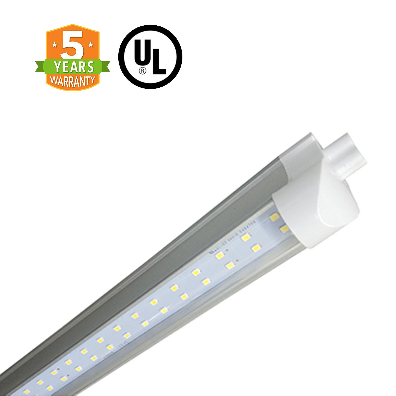Led lighting denver led direct fixtures installation clear integrated linear fixture 22w 6500k