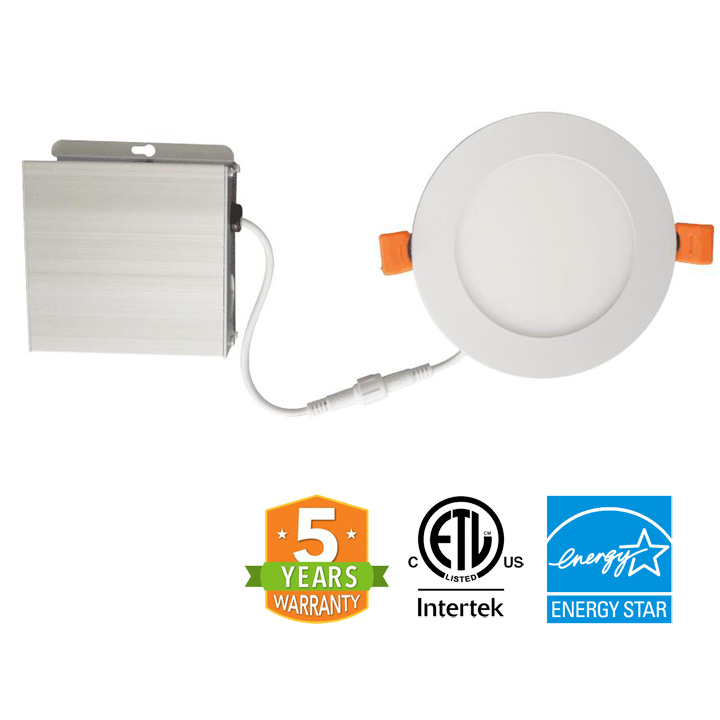 """6"""" Wafer Down Light $15.30 - 4"""" also available"""