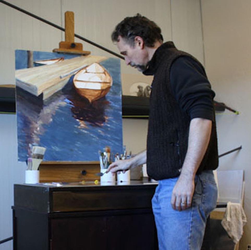 Matt Dollahite Artist Painter
