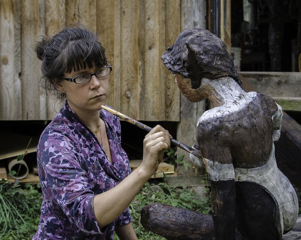 Maria Michaelson Artist Sculptor