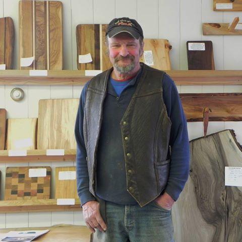 R.H. Waldron Artist Woodworker