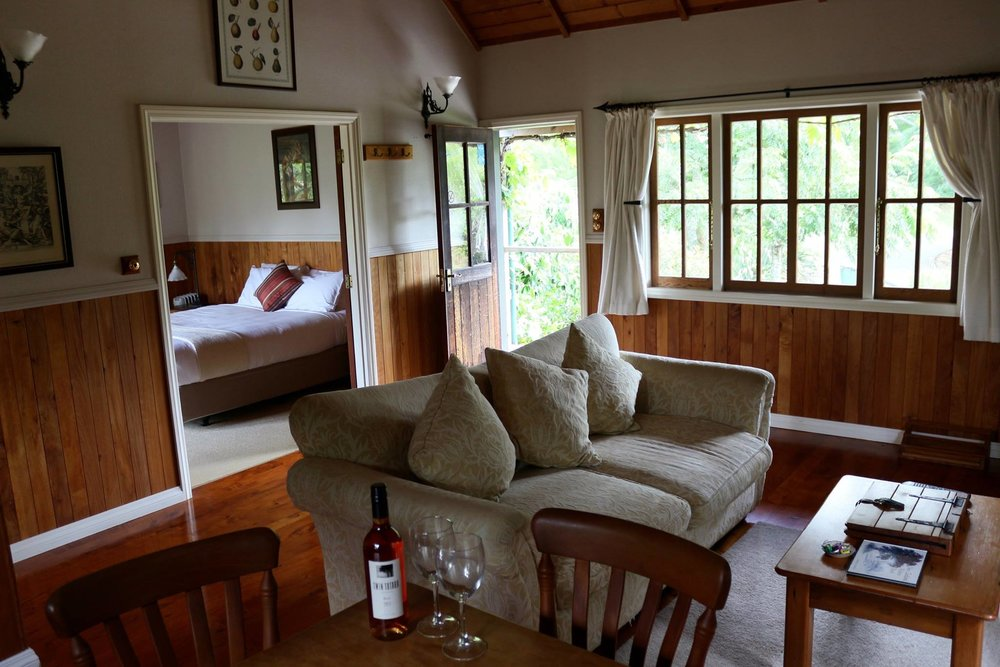 VC lounge and bedroom showing wine.jpg